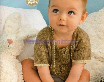 button cardigan knitting pattern 99p