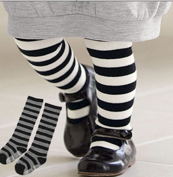 Items similar to Baby knee high socks leg warmers boy or
