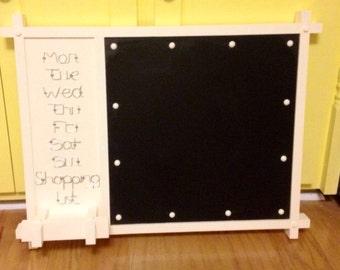 Charming Chalkboard Weekly Organizer