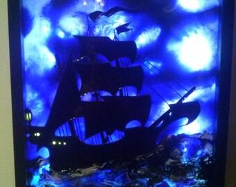 "SOFTBOX ""Pirate ship"""