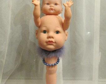 Hand made doll lamp