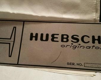 Huebsvh Originators Name Plate Sign