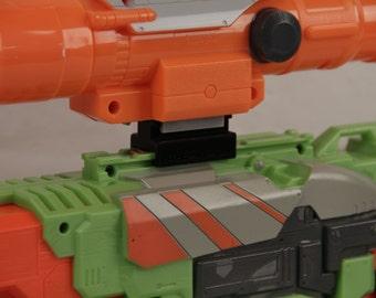 3D Printed – Nerf to Nerf Mini Extension Rail for Nerf Gun