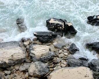 Bermuda ocean rocks