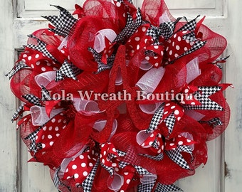 "Bama ""A"" Wreath"
