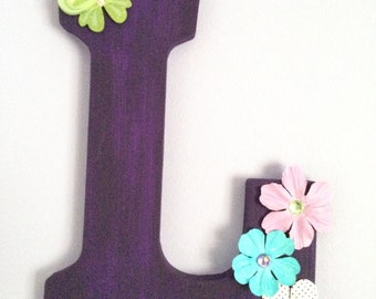 Personalized Wooden Letters for numerous occasions