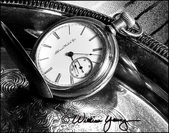 Black And White Pocket Watch | www.pixshark.com - Images ...