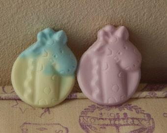 Kids Giraffe Shea Butter Soap. Kids Soap. Giraffe Soap. Lye Free Soap. Homemade Soap. Handmade Soap.