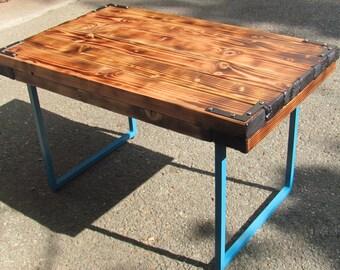 Cindy Blue Coffee Table