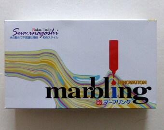 Suminagashi Japanese Marbling Set