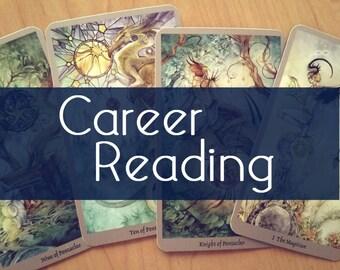 Intuitive Tarot Reading : Career Reading