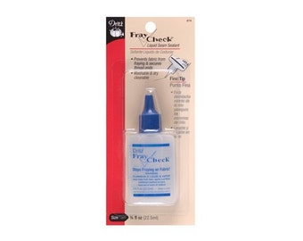 Fray Check Thread & Fabric Edge Glue by Dritz Notions # D674