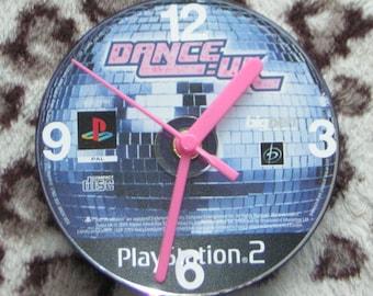 Dance UK Desk, Shelf and Wall Clock
