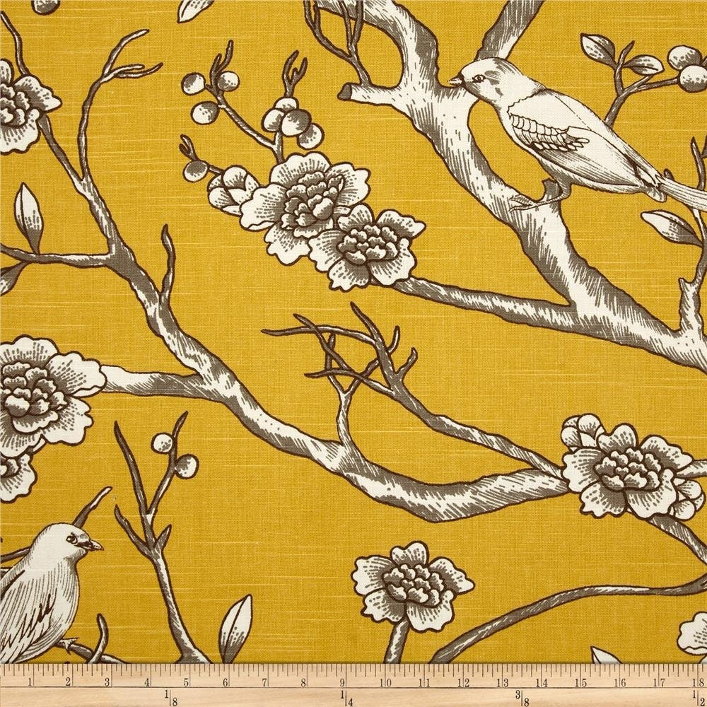 Slipcover fabric by the yard -  9 89