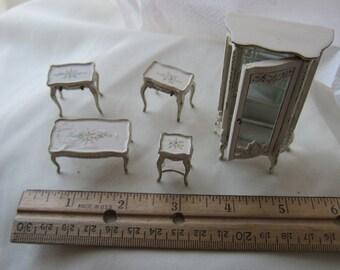 doll house miniature furniture