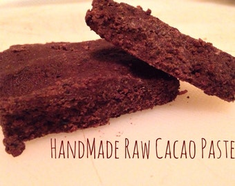 HandMade Raw Cacao Paste