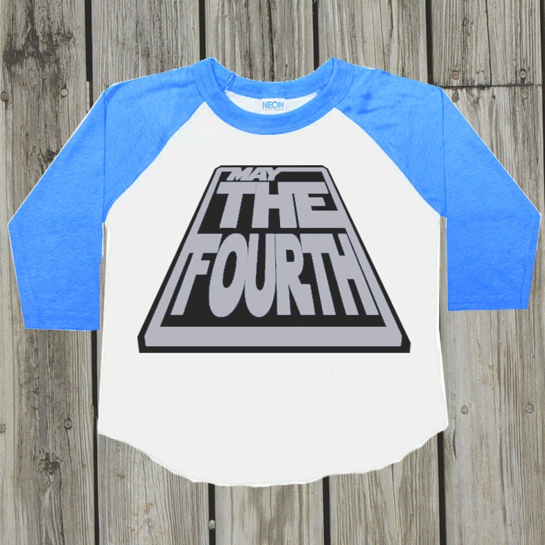 May The Fourth Be With You Baby Shower: Baby Star Wars. May The 4th Shirt. Kids Star Wars By