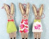 Drei Osterhäschen / Easter Rabbit