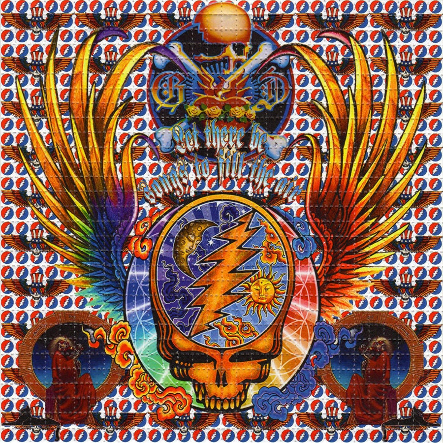 essays on the grateful dead Essay throughout history there have been many musical influences one  extremely important influence to modern music is the grateful dead the group  was.