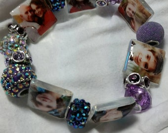 Mother's Day Photo Bracelet