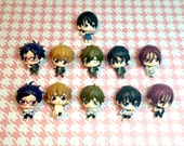 CUSTOM Free! Iwatobi and Samezuka School Uniform Swimsuit Decoden Phone Case