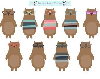 Cool Bear Stickers!-0135
