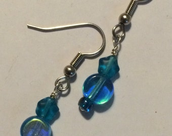 Deep Water Kids Earrings