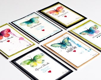 Watercolor Greeting Cards