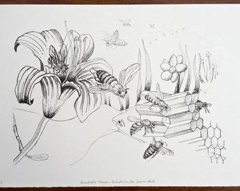 Immutable Heaven: Industrious Bee, Savior Gull 2/8