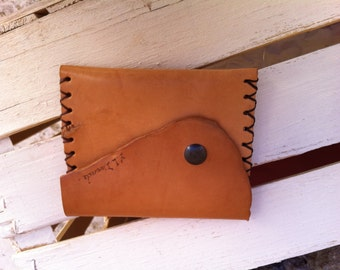 Leather purse Leather Purse
