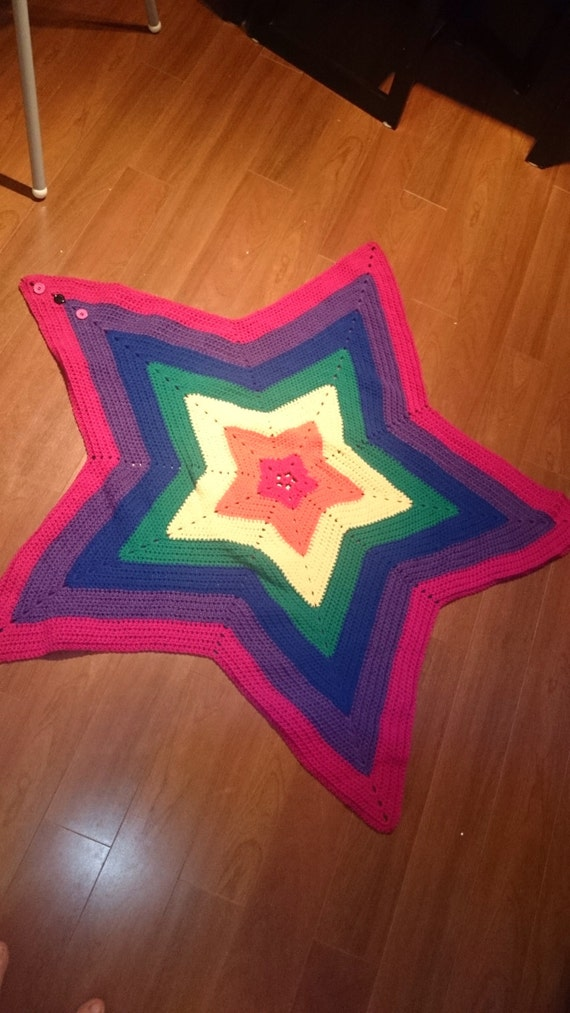 Star Baby Wearing Blanket