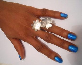 Eight sense silver ring 8th sense silver ring