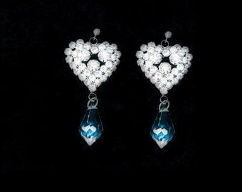Heartfelt Love Earrings