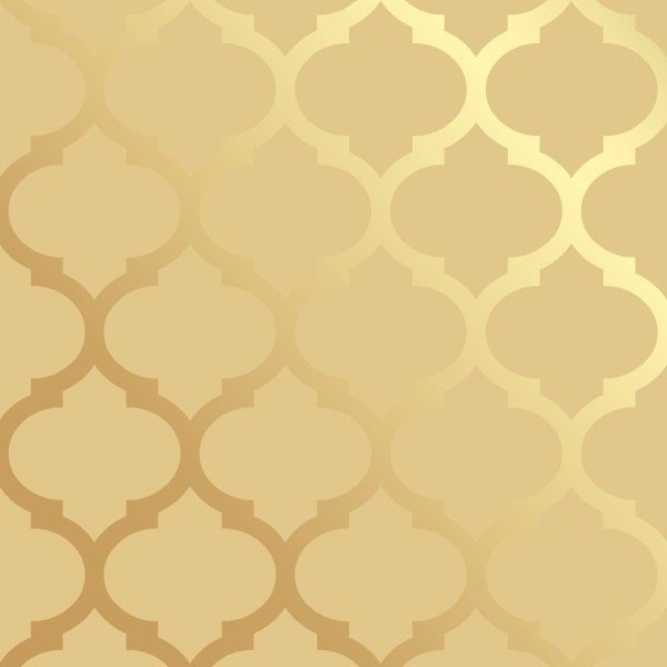 Wall Stencil Pattern Download : Reusable wall stencil moroccan allover pattern available in