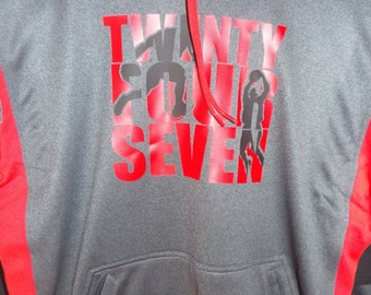 24 7 sports sweatshirt