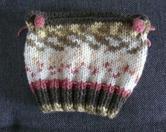 Knit baby hat, baby beanie FREE SHIPPING