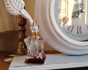 Chic perfume bottle