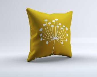 throw pillow, pillow, mustard throw pillow,  modern home pillow,  modern throw pillow, 16x16, 18x18, 20x20,14x14, home decor. mustard pillow