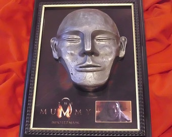Imotheph Mask - The Mummy Prop Replica