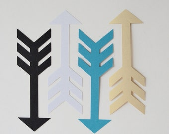 Arrow Confetti and Embellishments, Tribal Party Decoration