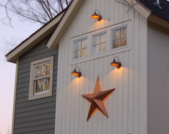 Copper Barn Star (72 inch)