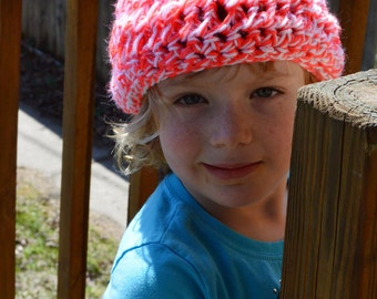 The Strawberry Shortcake Hat