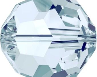 Swarovski Crystal Round Beads 5000 - 3mm 4mm 6mm 8mm - Light Azore