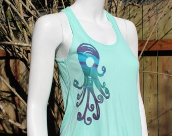 Breezy Octopus Tank