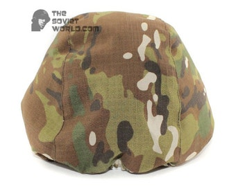 Russian Military camouglage helmet airsoft cover