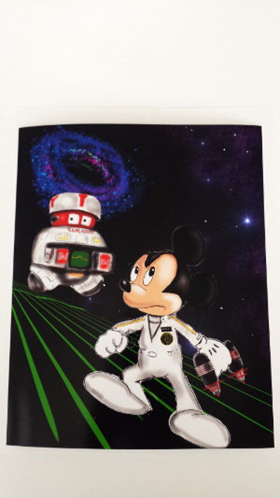 Mickey The Black Hole - Pics about space