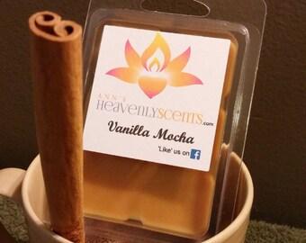 Vanilla Mocha Wax Melt