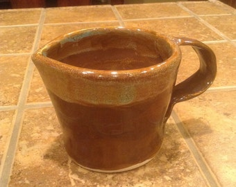 Rustic Pouring Bowl