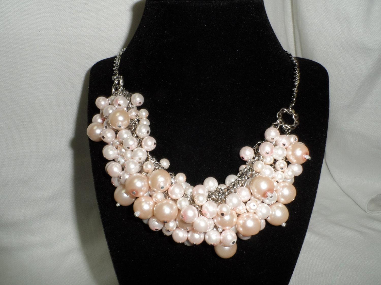 Pink Pearls By Jewelsandgemsbypeg On Etsy