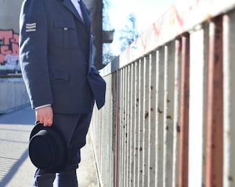 """Original DDR Jacket """"Schutzpolizei Berlin"""""""